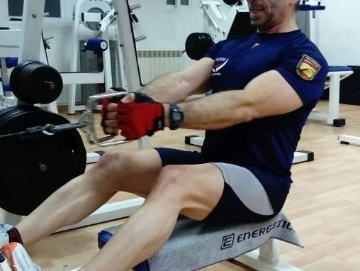 Preparación de pruebas físicas para Oposiciones a Fuerzas y Cuerpos de Seguridad