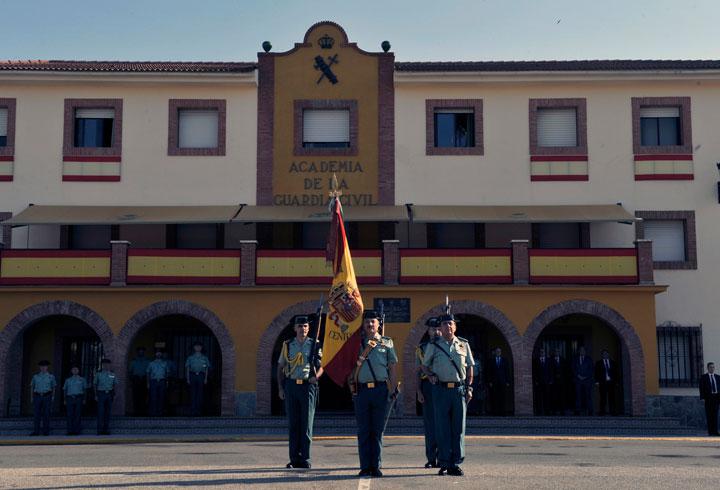 CONVOCATORIA CABOS Y GUARDIAS DE LA GUARDIA CIVIL 2018