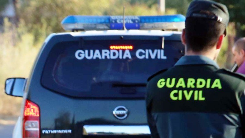 Nuevo grupo de Guardia Civil