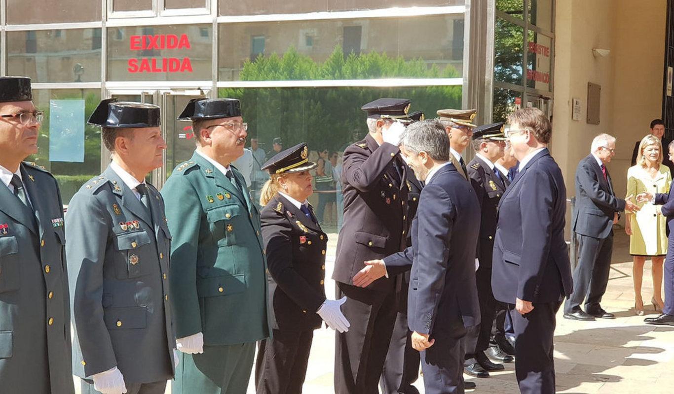 Se prepara una convocatoria extraordinaria de plazas para Policía y Guardia Civil
