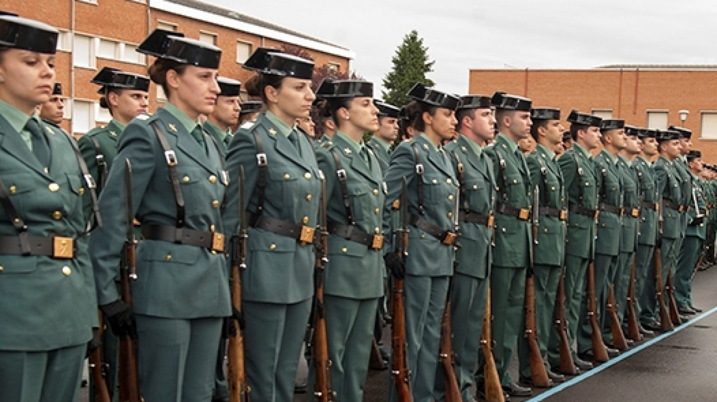 GUARDIA CIVIL 2019